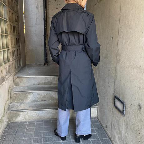 U,S military  woman all weather ライナー付 ダブルブレストコート[8560]