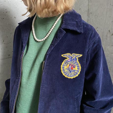 vintage FFA コーデュロイファーマーズジャケット[9820]