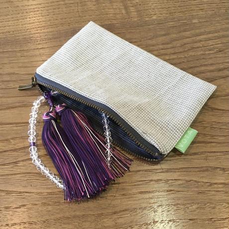 数珠袋 保多織