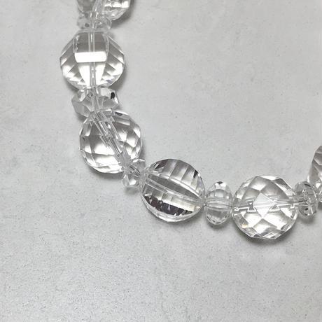 水晶 ブレスレット No.18807