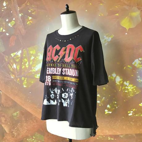 zechia MAKEOVER☆ROCK-T / ACDC ①