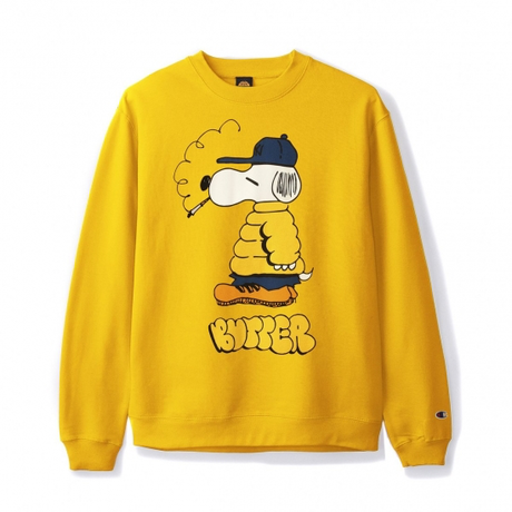 Butter Goods LO GOOSE CHAMPION CREWNECK