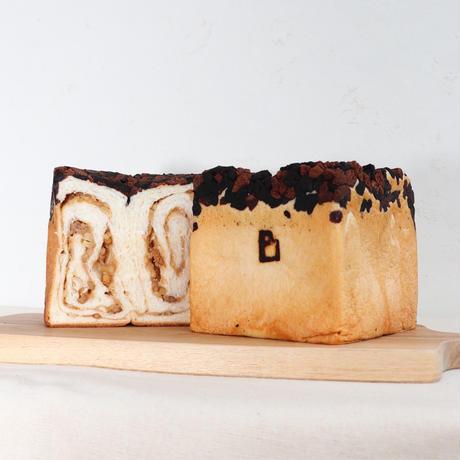 【4/12より販売開始!】期間限定食パン入り2斤セット【キャラメルナッツCUBE】