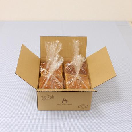 【4/12より販売開始!】季節限定・スペシャル4斤セット【キャラメルナッツCUBE】