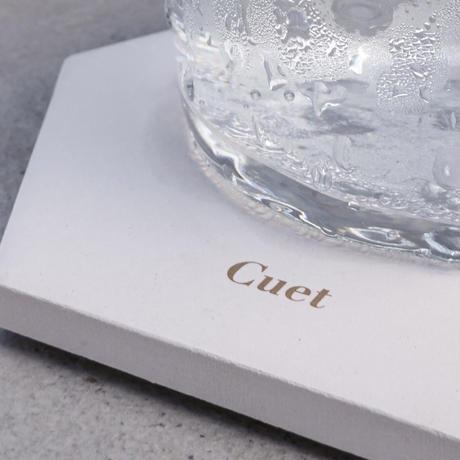 水滴を吸うコースター