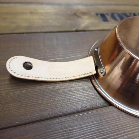 【単品】Copper Sierra Cup 350サイズ用 レザーハンドルカバー SleepingSheepコラボアイテム