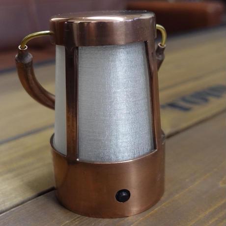 【数量限定】Cuivre 銅製ミニLEDランタン