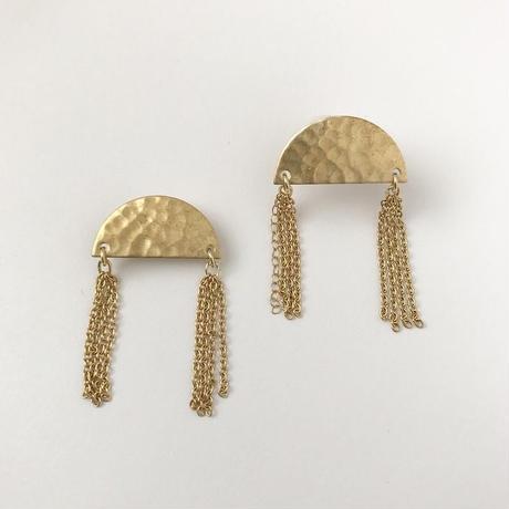170312−half circle earring