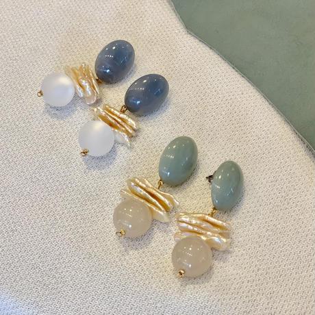 DECO pierce / earring