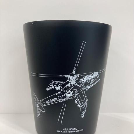 【機動警察パトレイバー2 the Movie】4DX上映記念 ステンレスサーモタンブラー ヘルハウンド(ブラック)