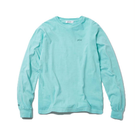 PSYCHO KILLER LONG SLEEVE TSHIRT (MINT) : STEPHEN PALLADINO【CC18SS-018】
