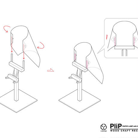 PliP(ウッドクラフトレシピ)