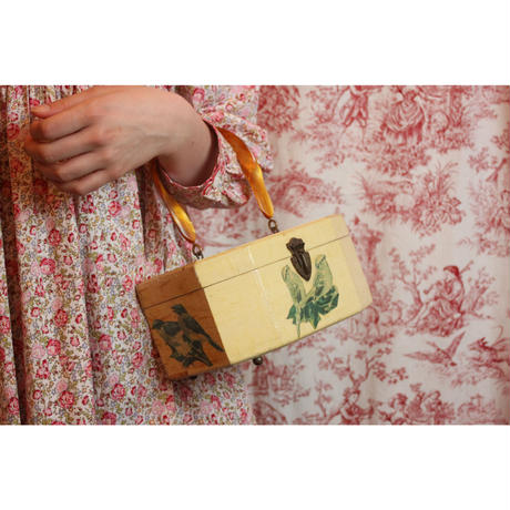 Birds bag (Cream)