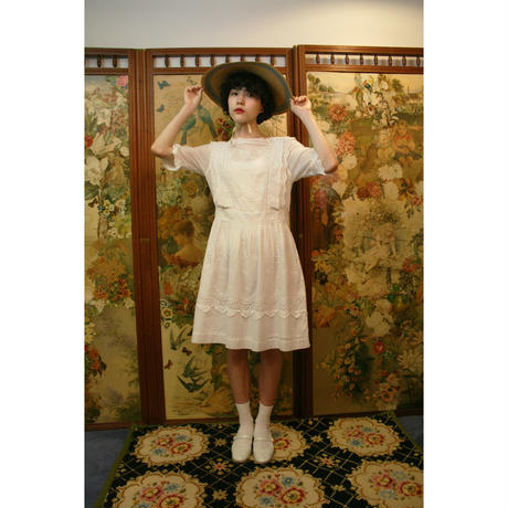 1970s cotton dress