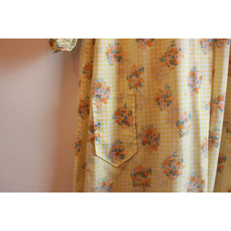 D504 Floral Nighty