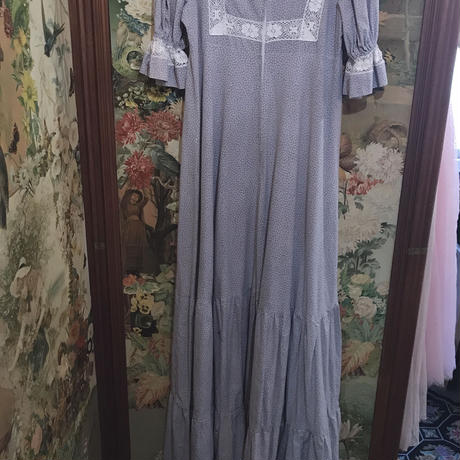Laura Ashley vintage maxi dress