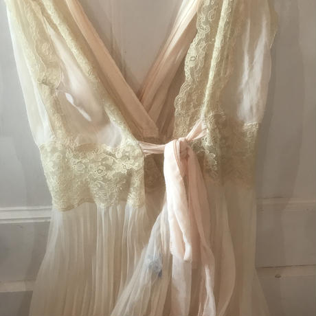 Antique Lingerie Slip