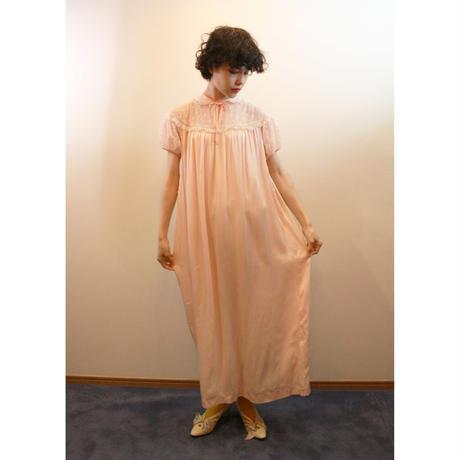 1970s pink nighty