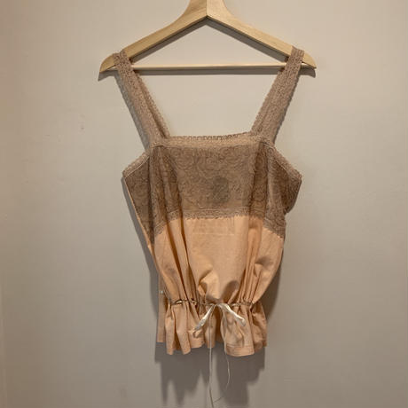 French remake pink camisole