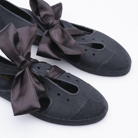 K106 BLACK  Bathing Shoes