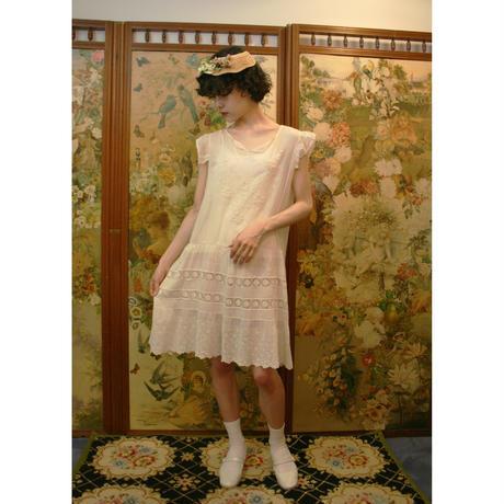 Antique cotton dress