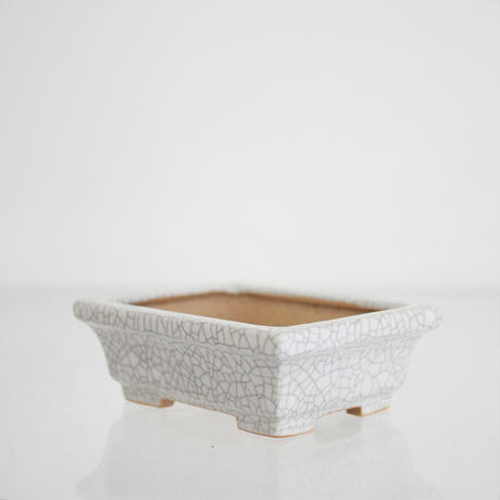 英明 長方鉢