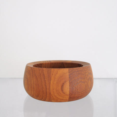 Dansk JHQ Teak Wood Salad Bowl
