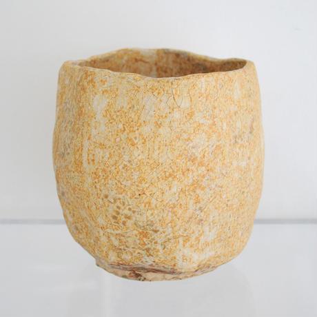 白化粧松灰釉鉢 - 大貫弘由岐