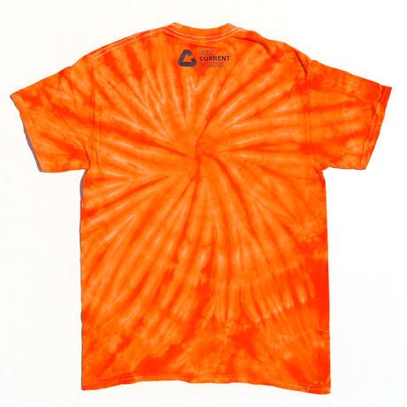 "ETERNAL""六本柱""T-Shirt〔Tie Dye〕"