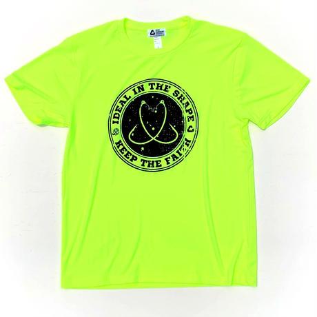 RYUGI×NEW CURRENT WORKS コラボDRY T-Shirt