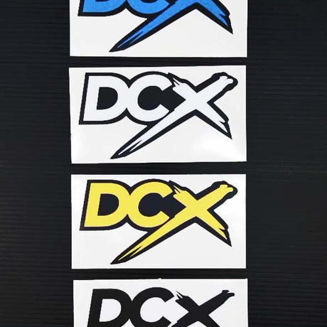 DCX STICKER