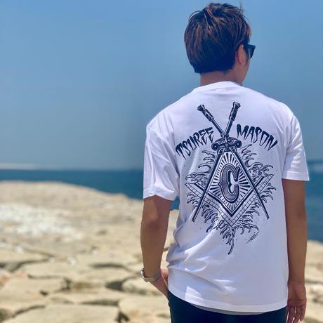 GRIND PENCIL×NCW TSUREEMASON T-Shirt INTENSE