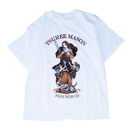 kis×TSUREEMASON DRY-cottontouchTshirt