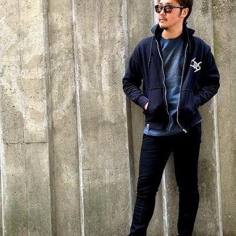 NCW skinny Black Denim Pants(Mサイズ~XLサイズ)
