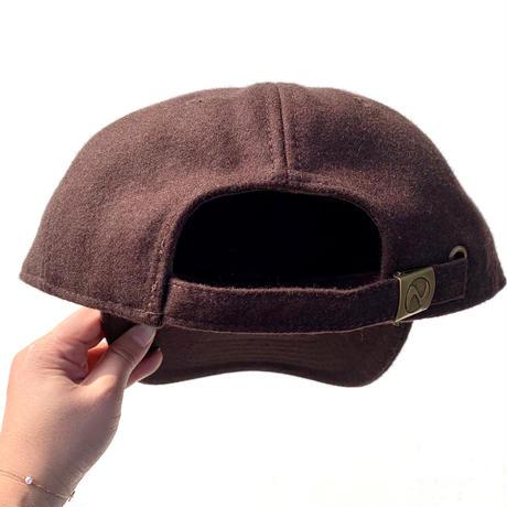 BOATCOVER WOOL LOGO CAP