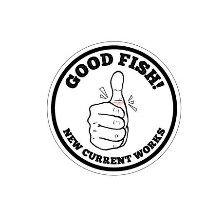 麦らわ帽子-GOOD FISH!