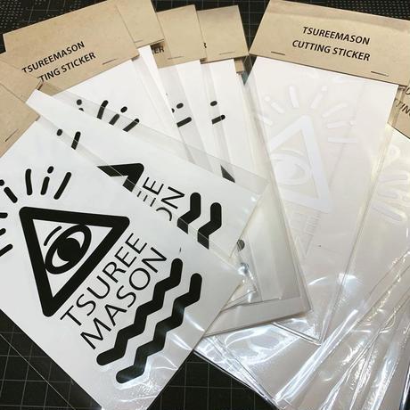 TSUREE MASON Cutting Sticker
