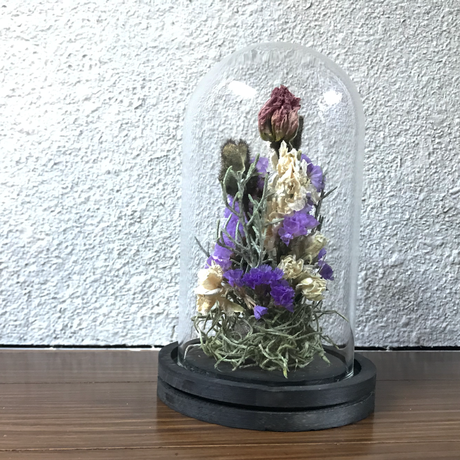 ガラスドーム(small) for Mother's Day
