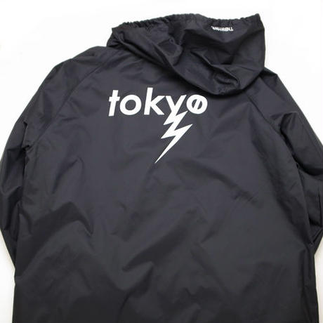 TONBOWの RAIDEN NYLON JACKET