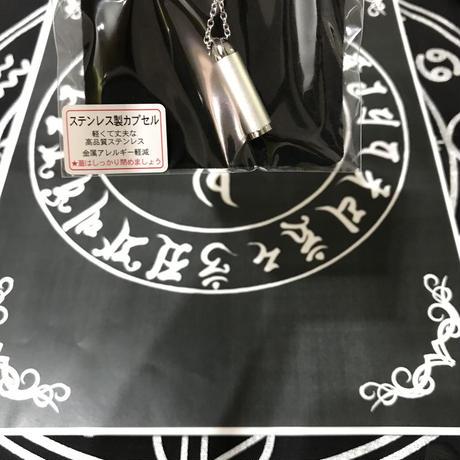 心願具ステンレスペンダント(シルバー) 恋愛用(良縁・復縁・結婚・片思い)