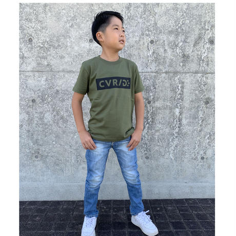 CVRIG TEE KIDS KHAKI