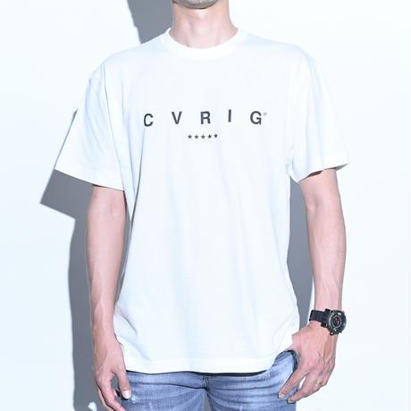 CVRIG Five Star TEE WHITE