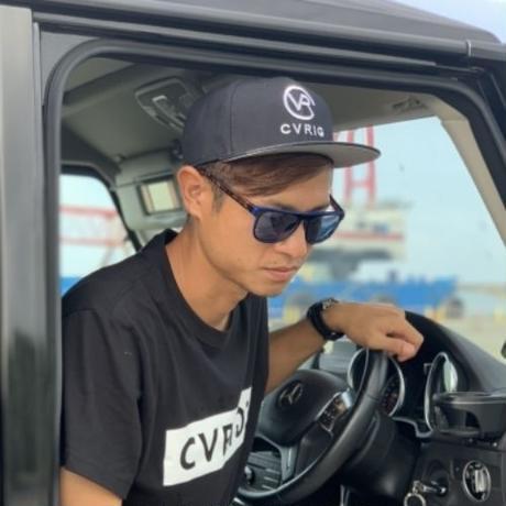 CVRIG LOGO CAP