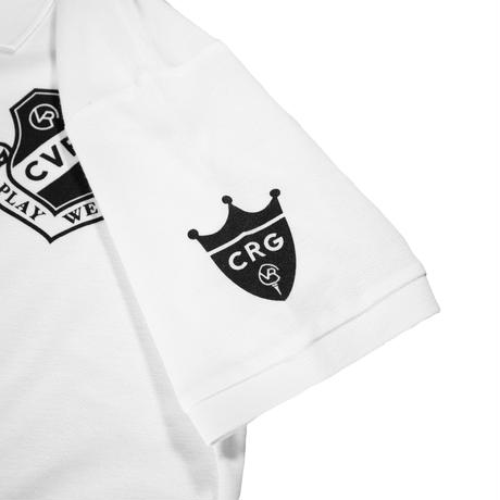 CVRIG DRY POLO SHIRT WHITE