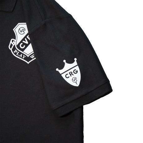 CVRIG DRY POLO SHIRT BLACK