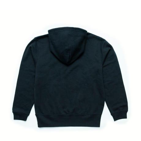 SIMPLE CVRIG PARKA BLACK