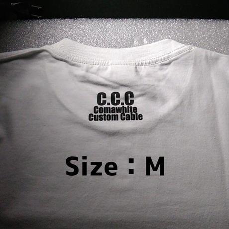【半袖】こまほ Tシャツ 【Mサイズ】
