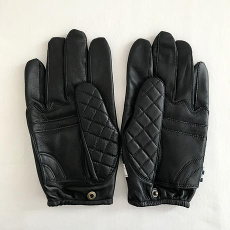 Leather Glove / White xBlack