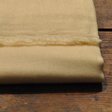 100%カシミア新色(ミルキーベージュ ) 大判ストール(200cm×60cm)