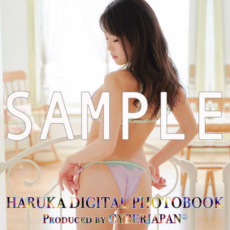 HARUKA DIGITAL PHOTO BOOK(デジタル写真集)Vol.2